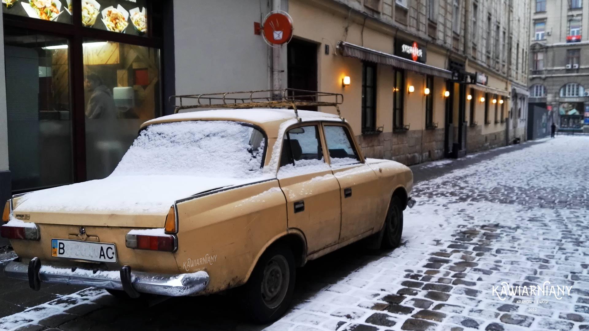 Uber na Ukrainie wkrótce jak taksówka?