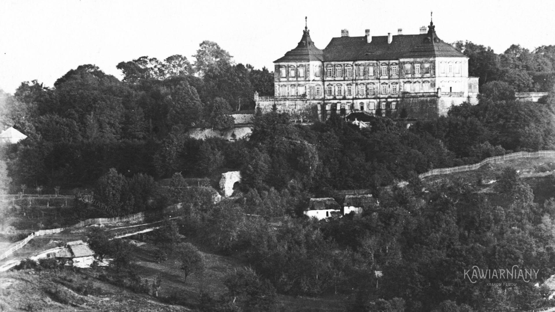 Zamek króla Jana III Sobieskiego w Podhorcach