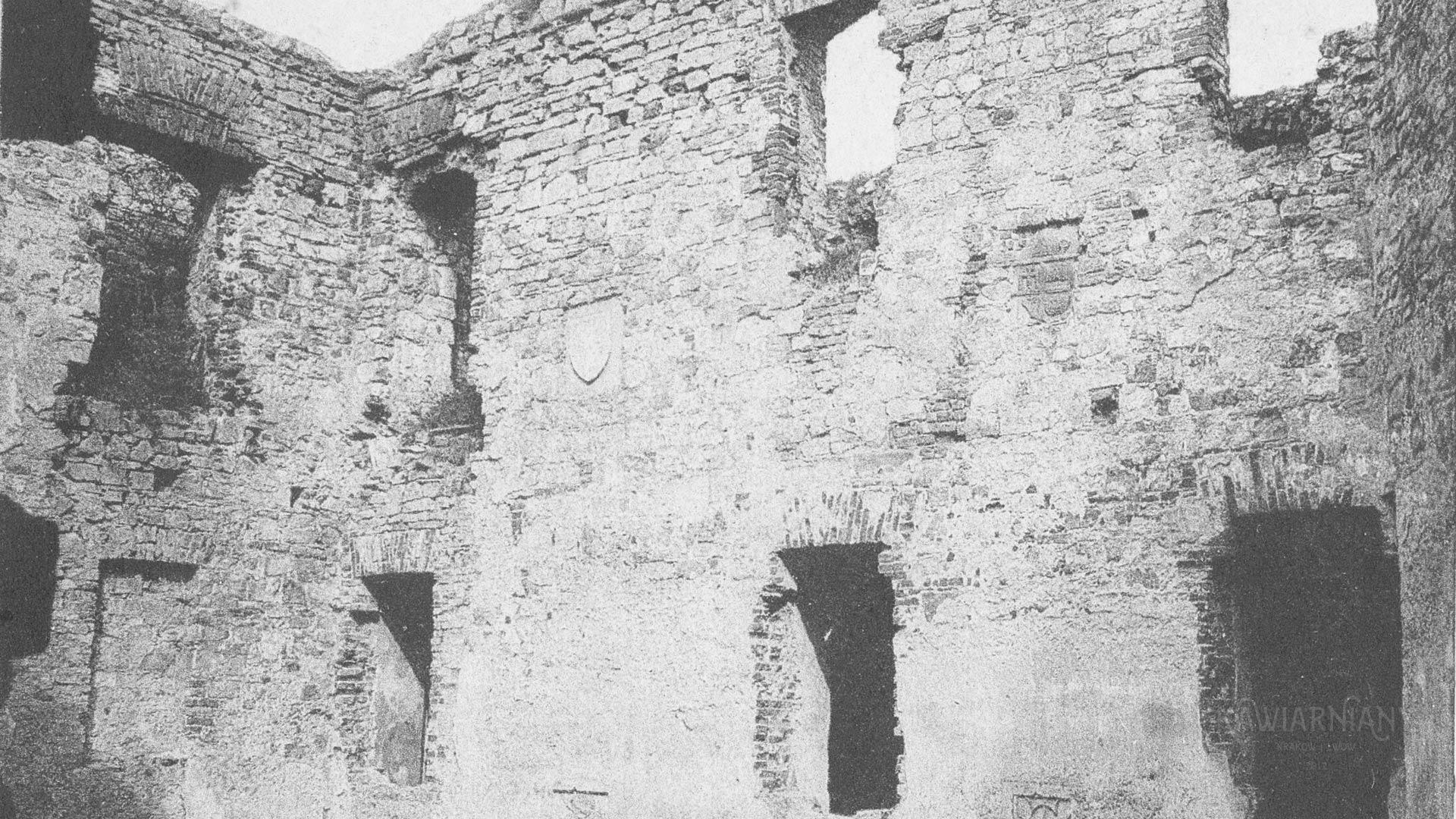 Kraków - Tyniec. Opactwo Benedyktynów
