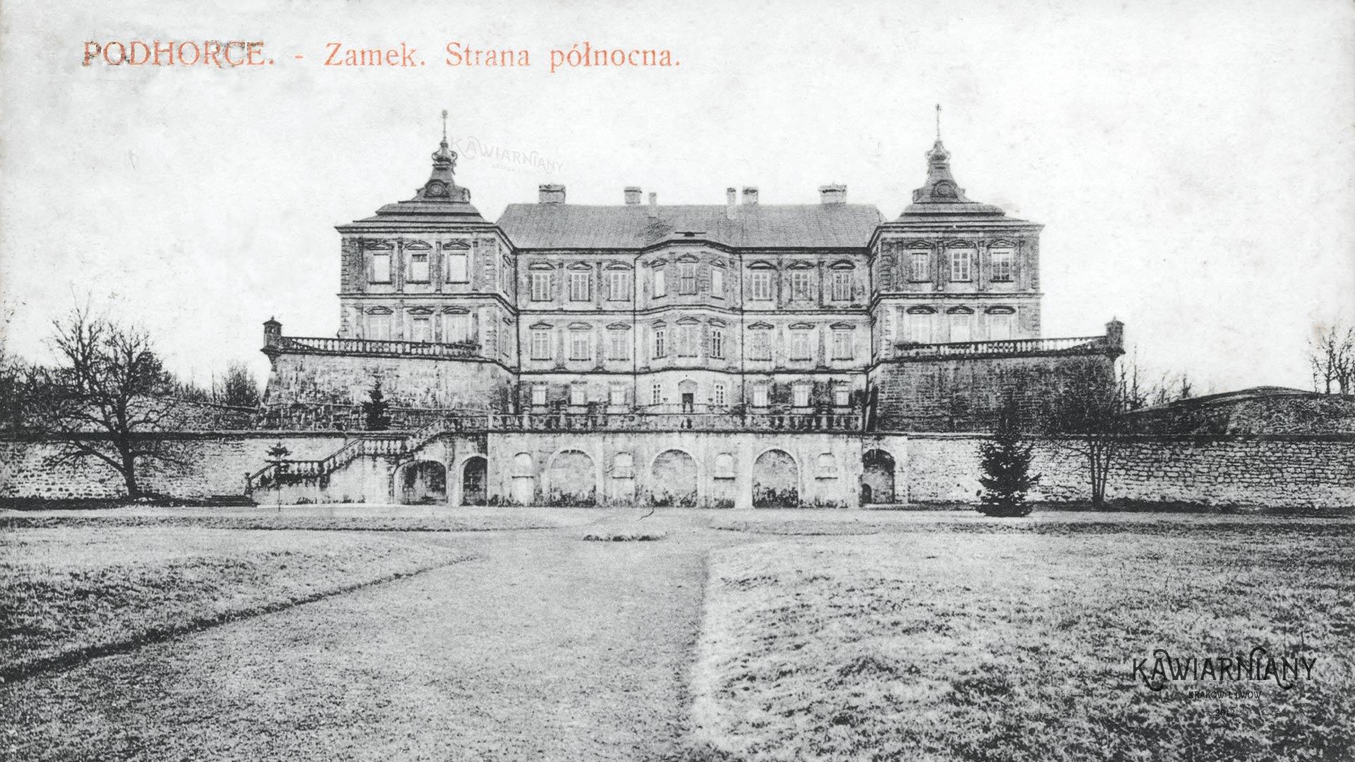 Zamek Stanisława Koniecpolskiego w Podhorcach