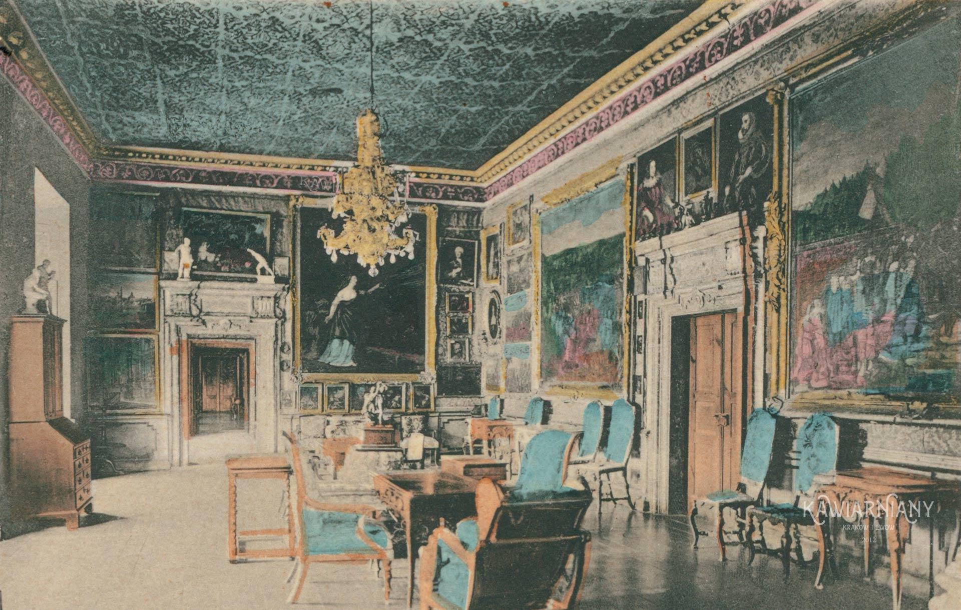 Rezydencja Koniecpolskich w Podhorcach