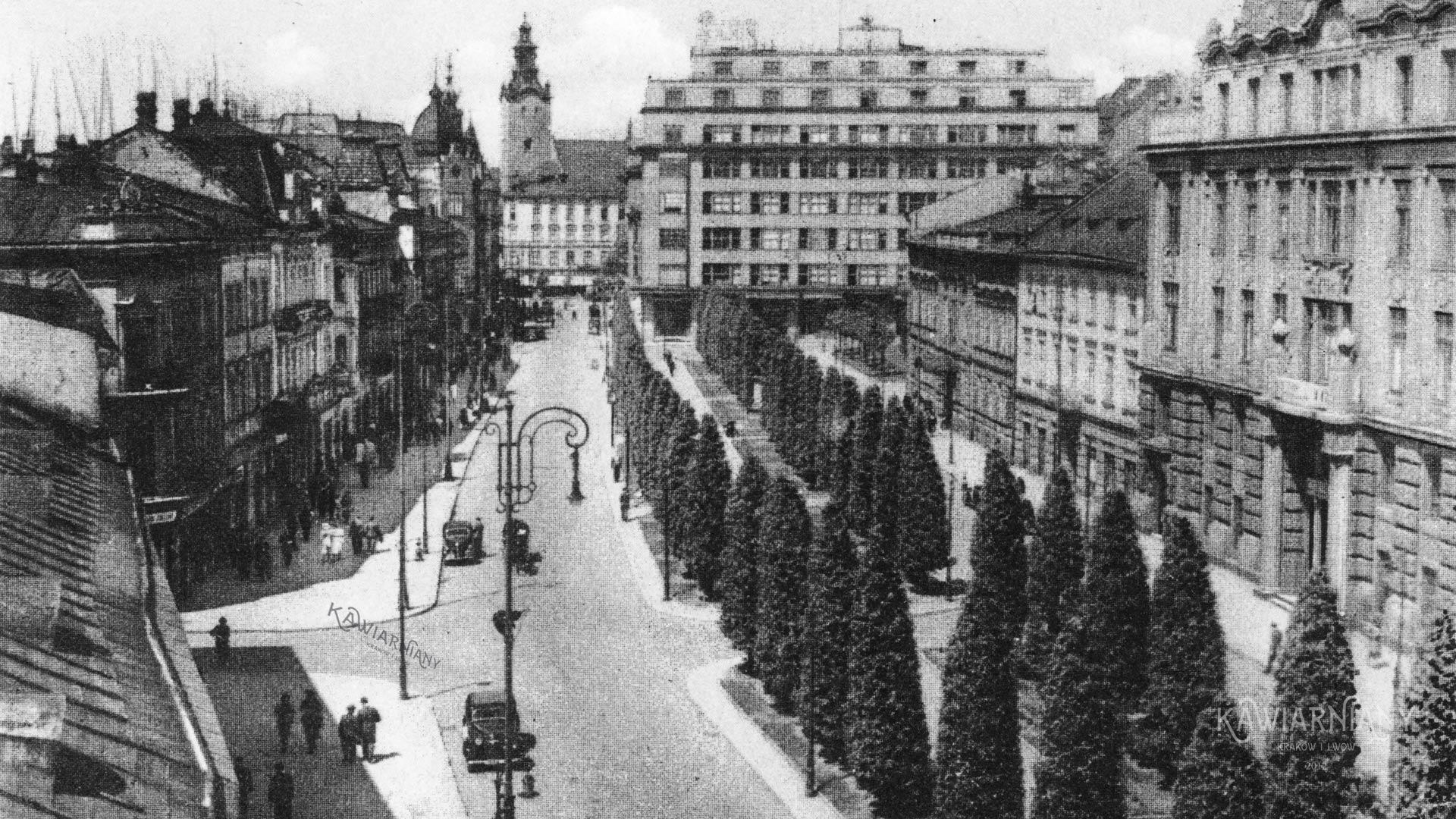 Lwów - II wojna światowa
