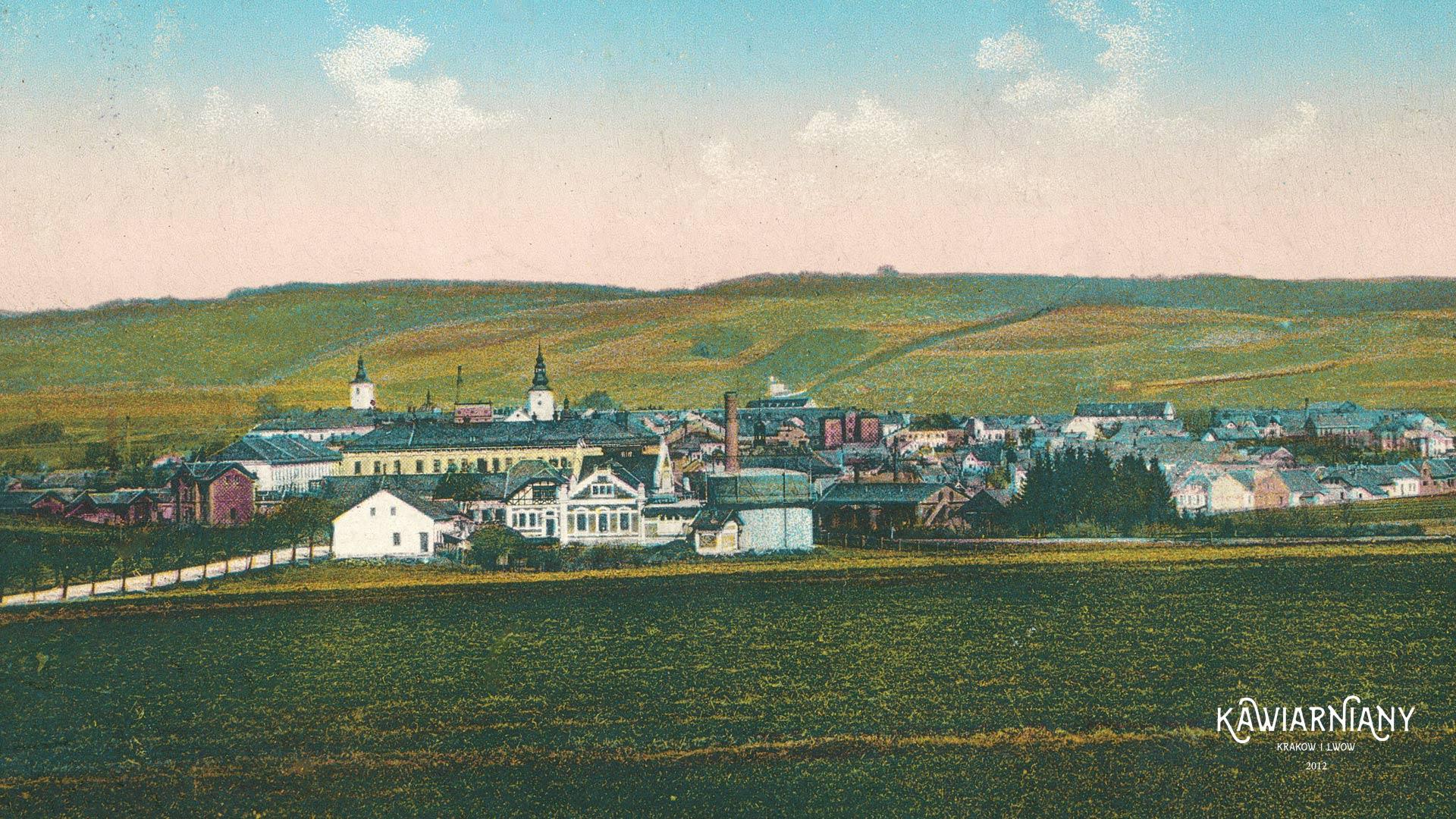 Lanckorona przed wojną