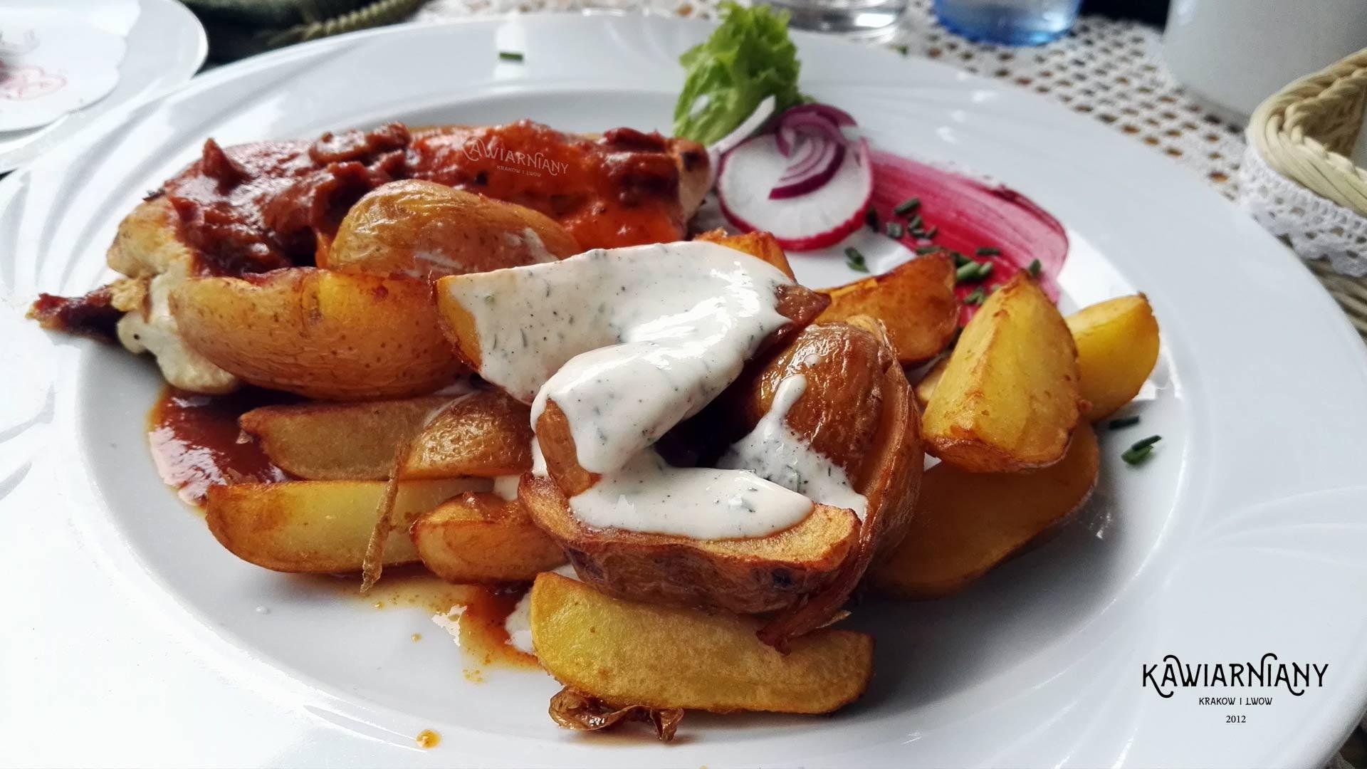 Restauracja Bombonierka Na Kazimierzu Kuchnia Polska Na