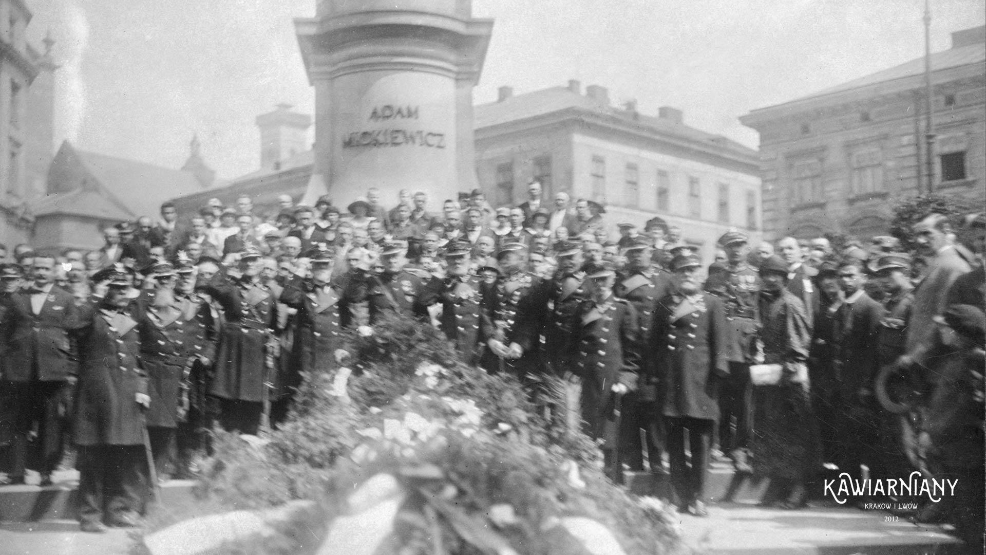 Lwów, Virtutu Militari