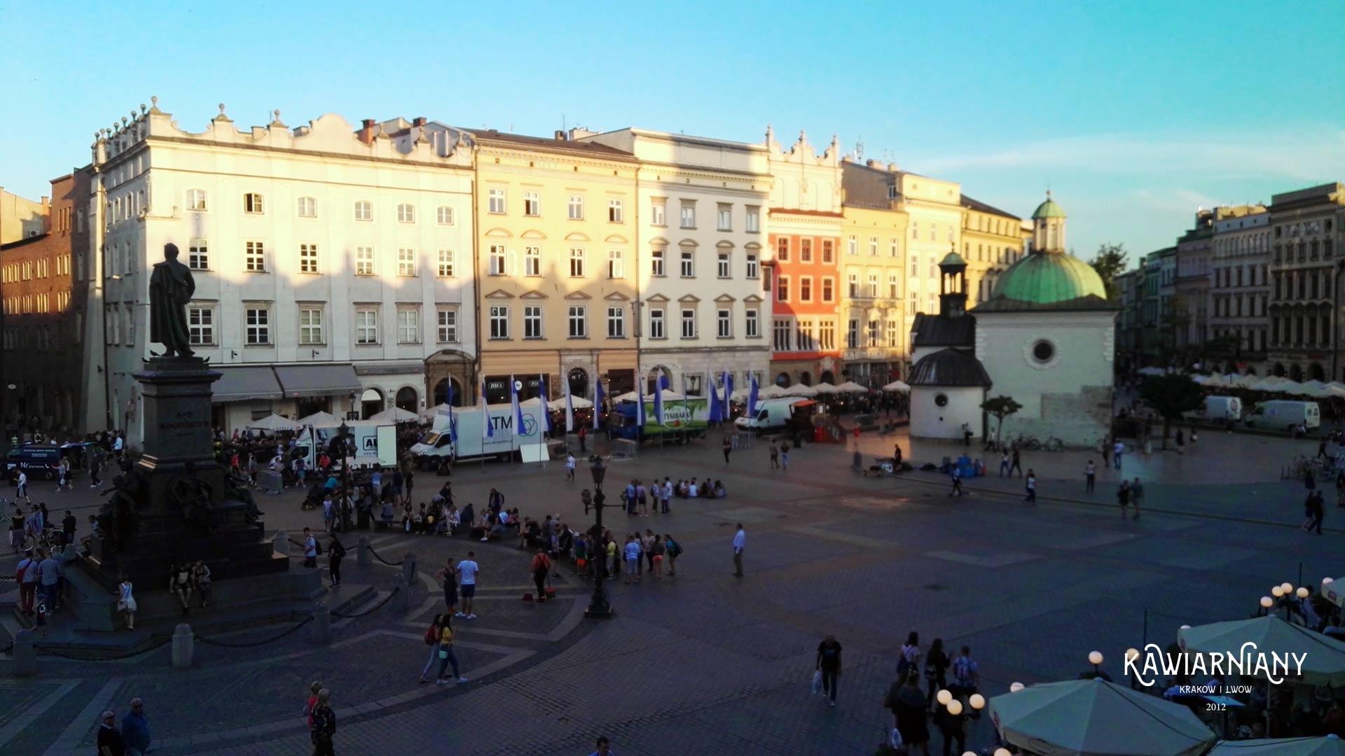 Cafe Szał, Kraków