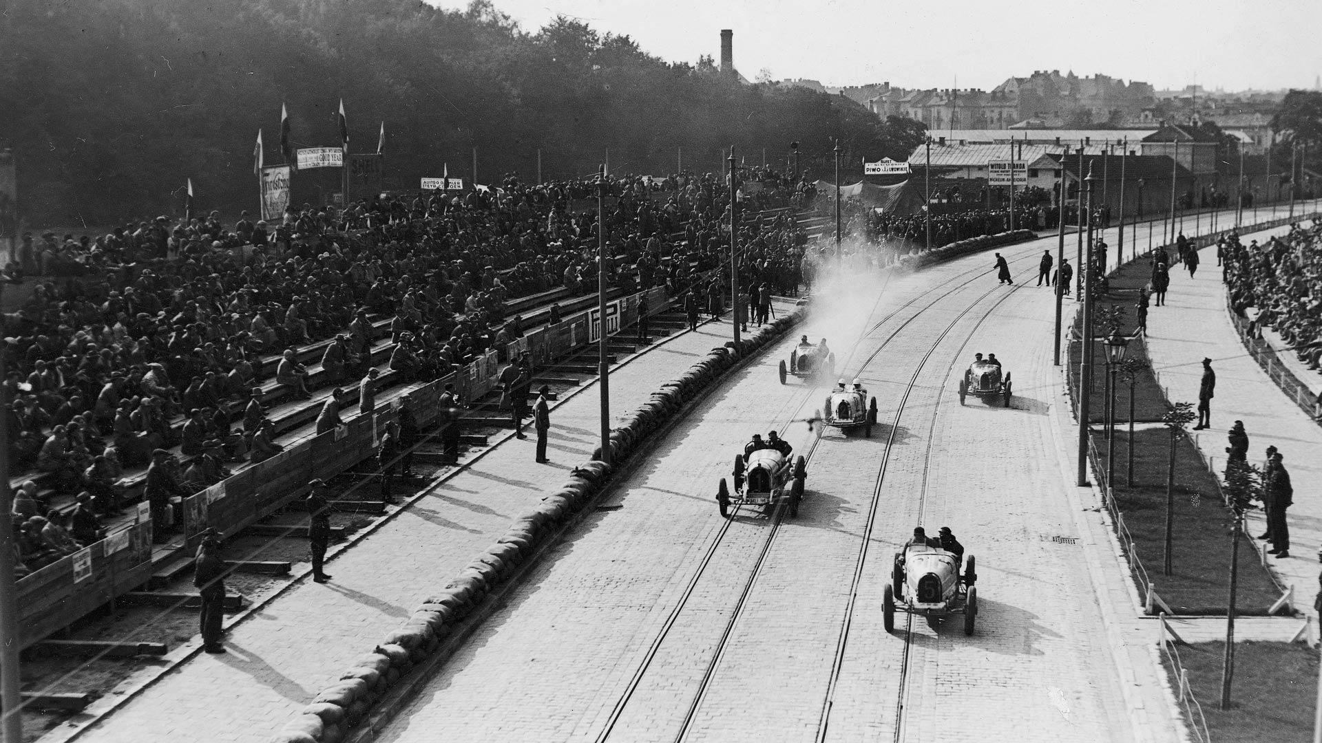 Mogliśmy mieć w Polsce wyścigi Formuły 1 – Grand Prix Lwowa. Tak dziś wygląda Grand Prix Leopolis