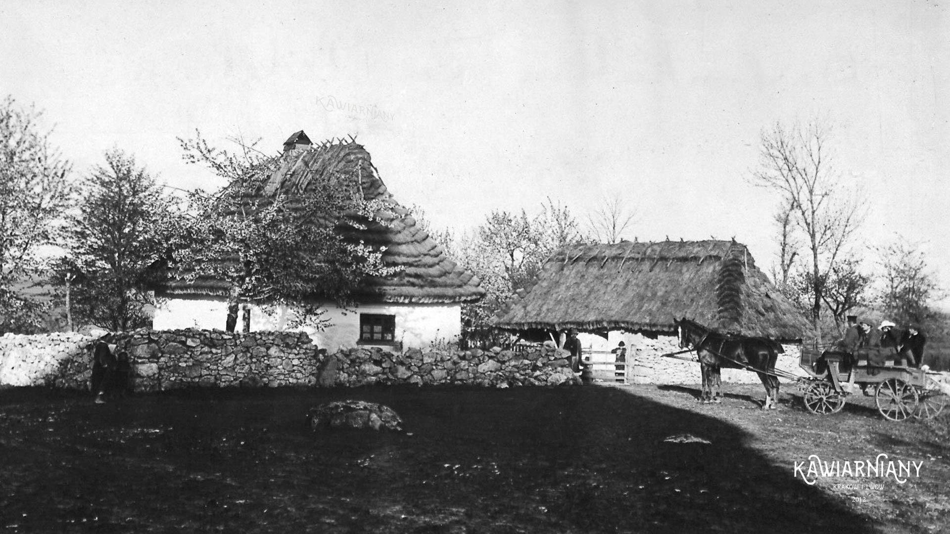 Podole na starych zdjęciach. Kresy Wschodnie przed II wojną światową