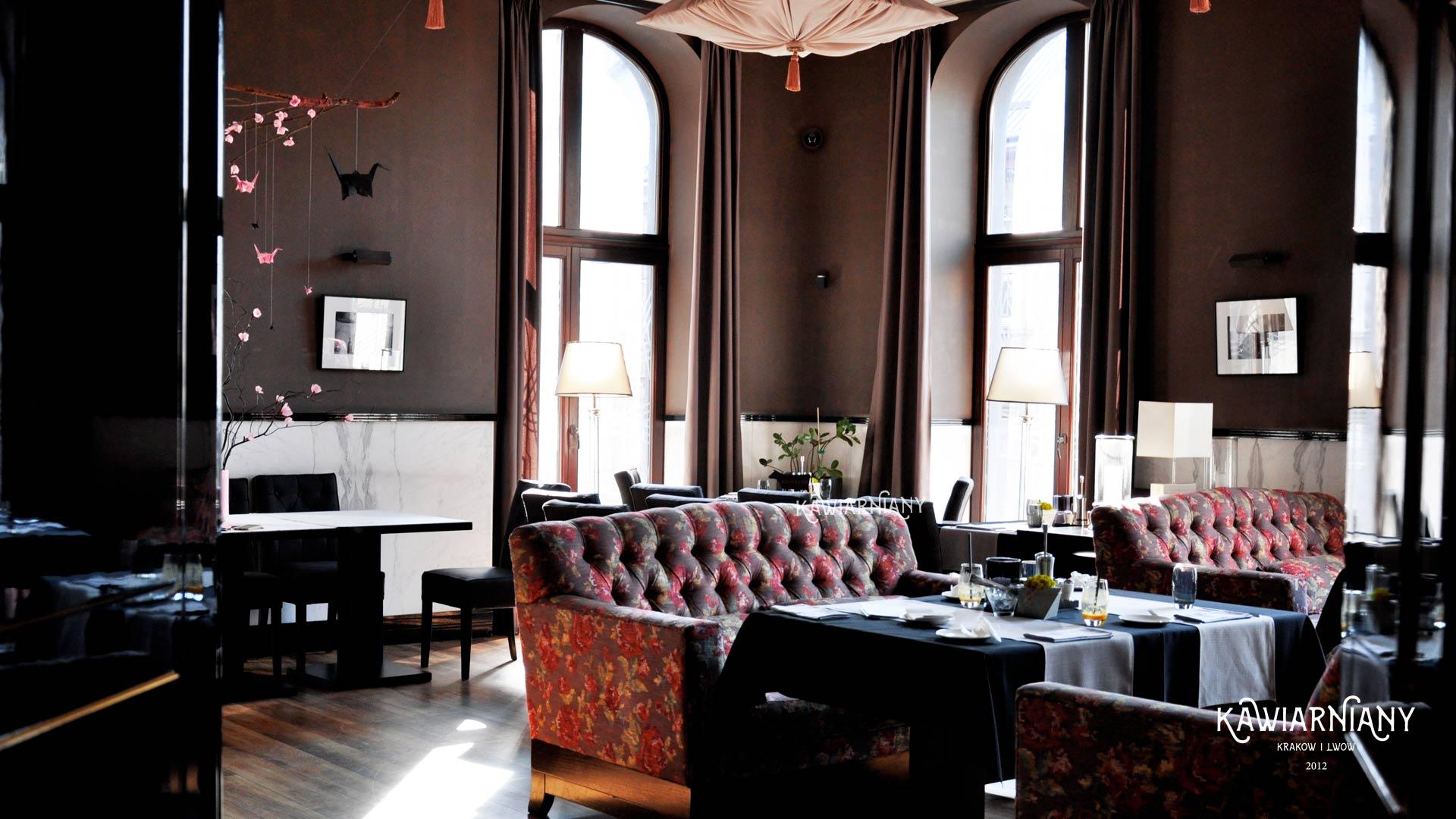 Restauracja Mon Chef, Hotel Astoria, Lwów