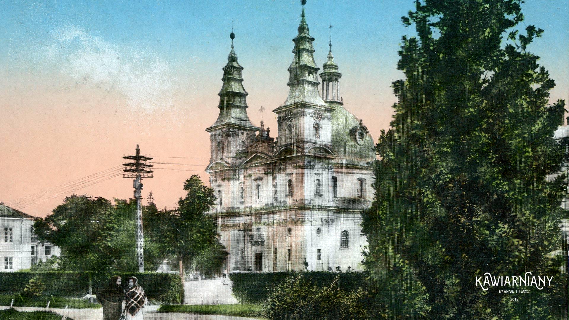 Tarnopol, Kościół Dominikanów