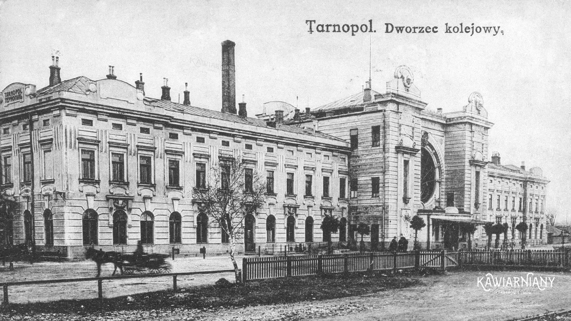 Dworzec, Tarnopol