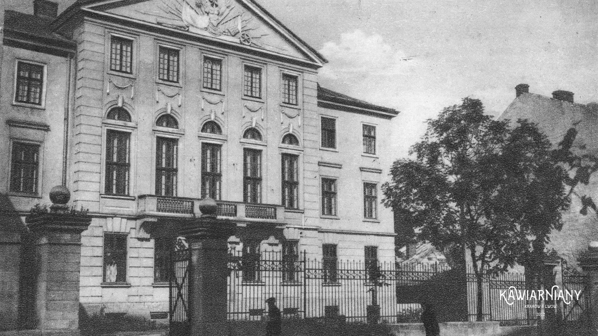 Kasyno Oficerskie, Tarnopol