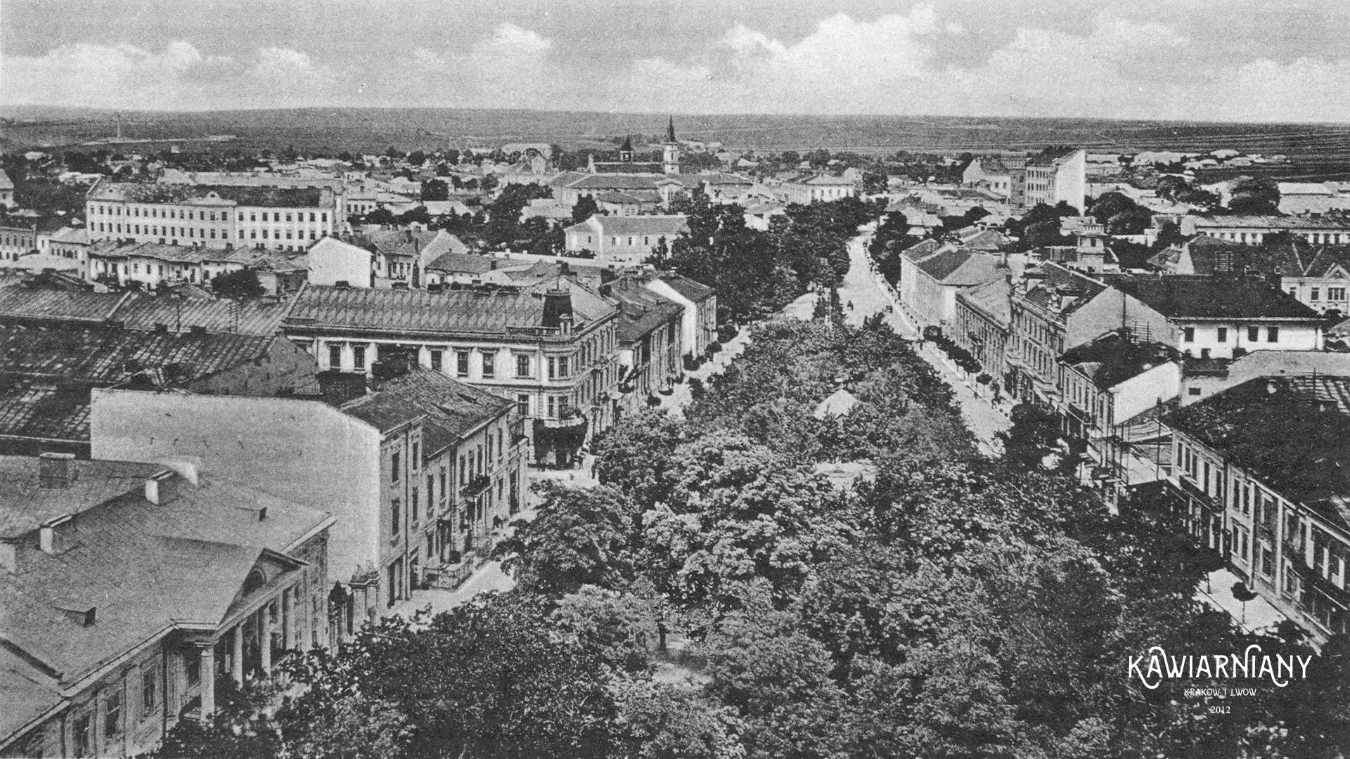 Ul. Mickiewicza, Tarnopol