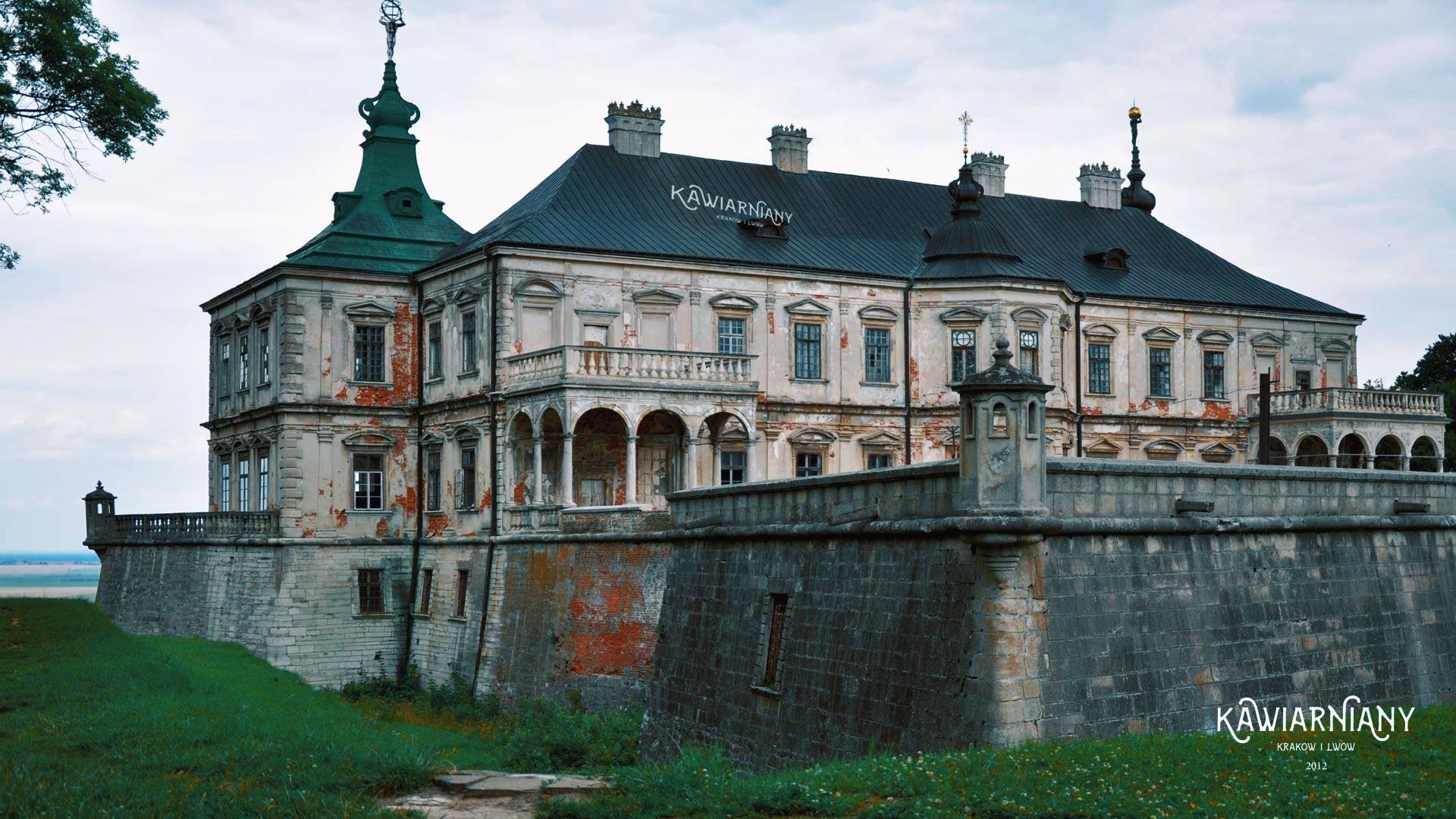 Zamek w Podhorcach. Tak niszczeje Wersal Wschodu – historia, zwiedzanie