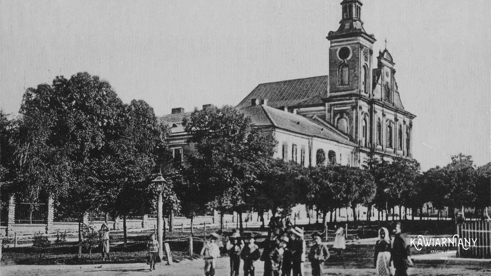 Kościół Wniebowzięcia Najświętszej Maryi Panny w Złoczowie