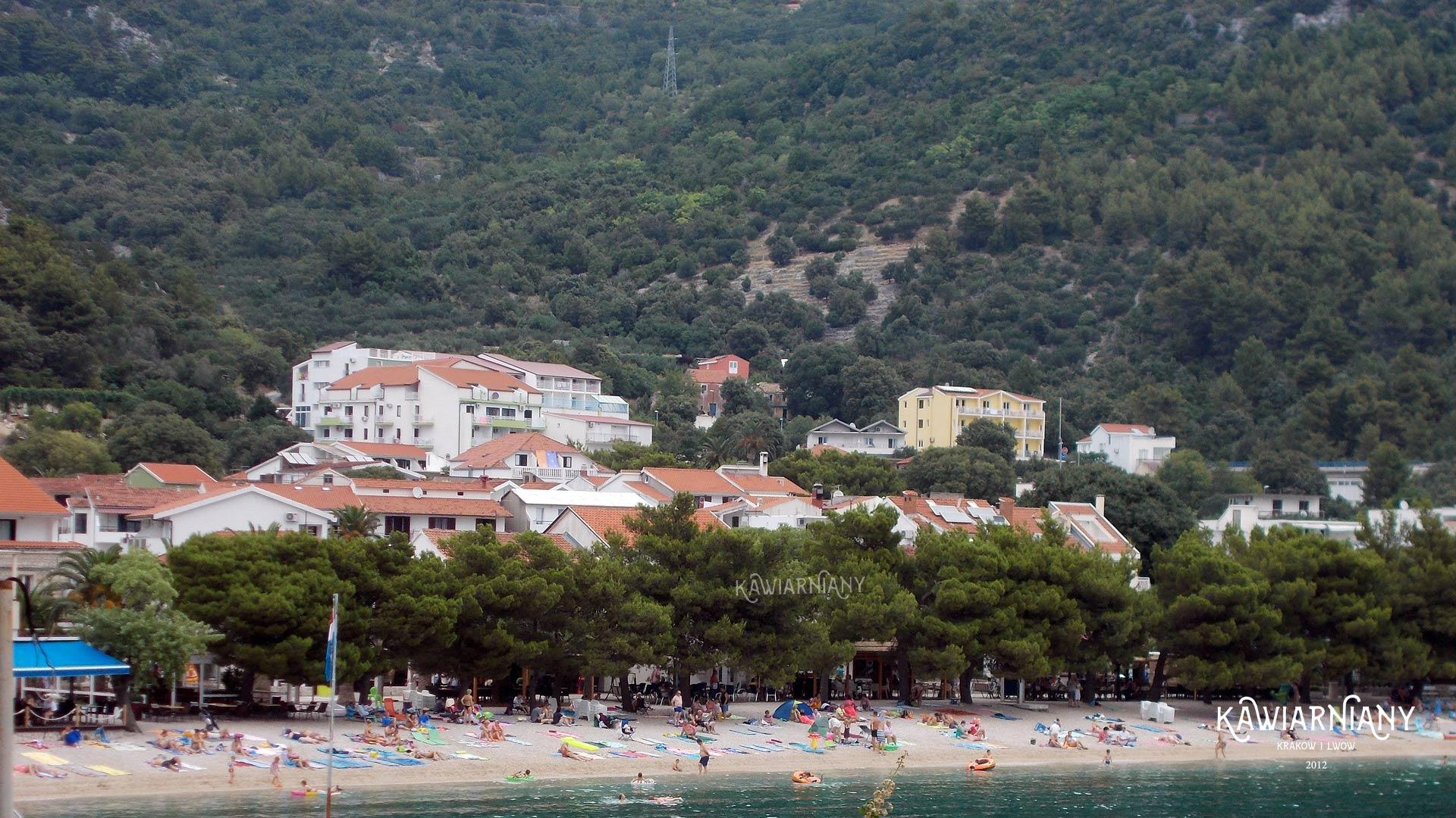 Drvenik, Chorwacja