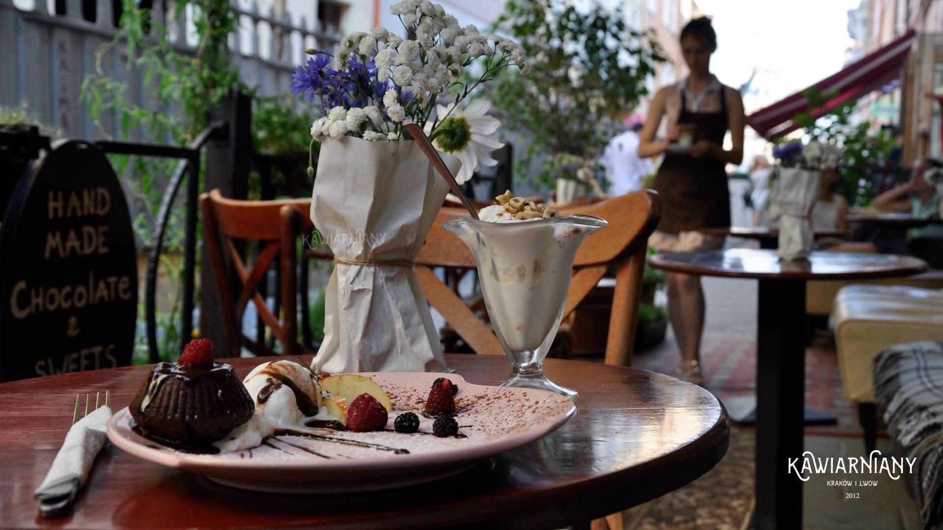 Lwów, kawiarnia Fresca