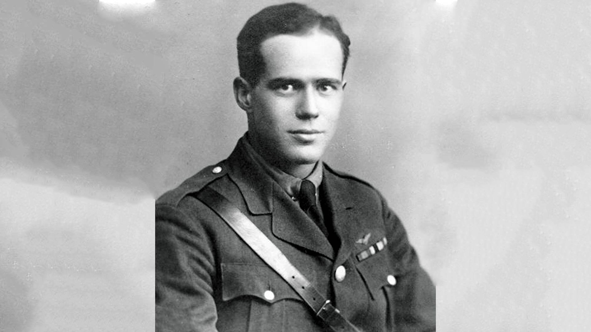Pierwszy amerykański lotnik, który zginął w wojsku polskim. Edmund Graves służył 41 dni