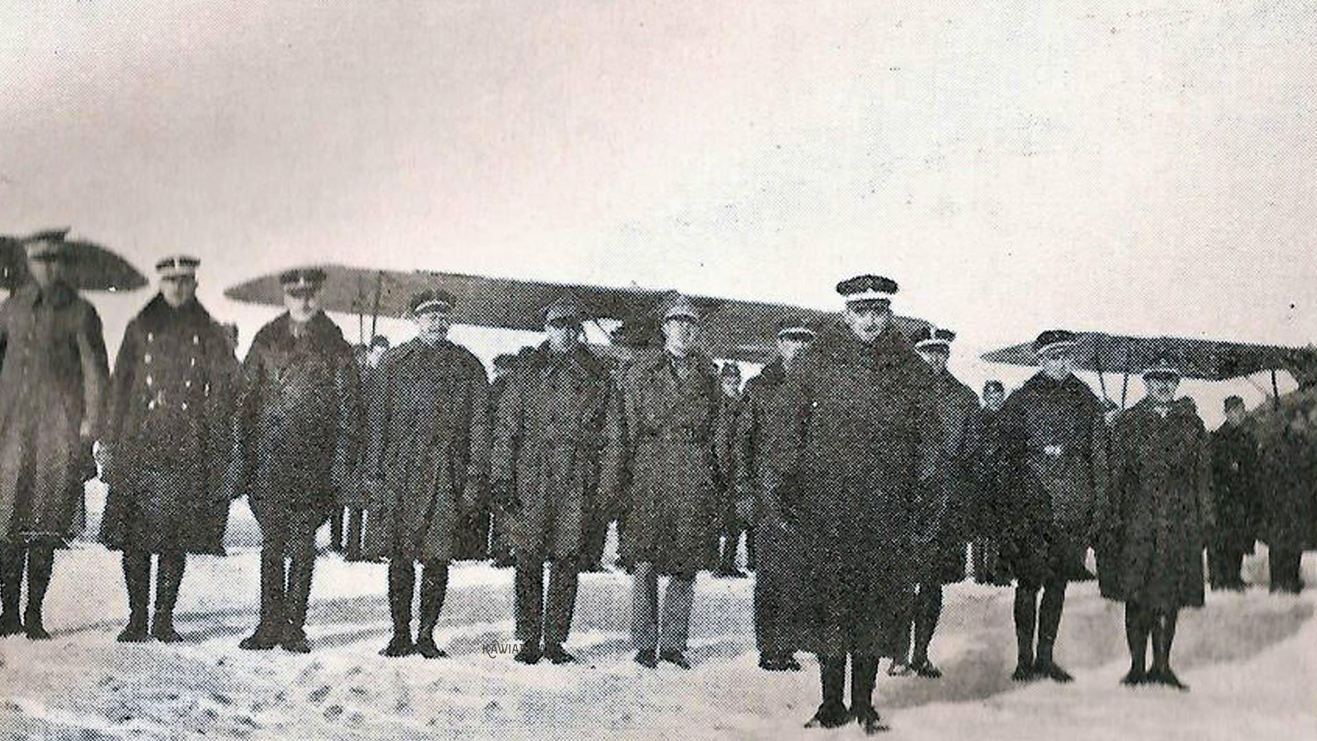 Eskadra Kościuszkowska w rocznicę Obrony Lwowa
