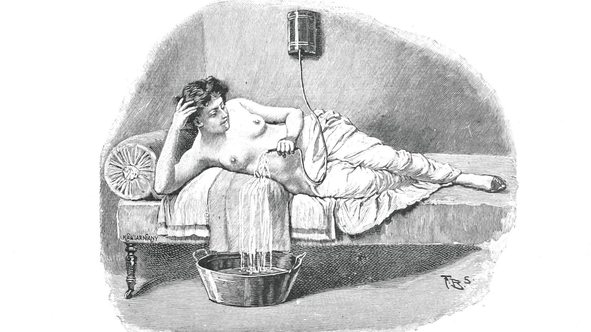 Kąpiel żołądka