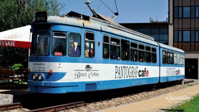 Pantograf Cafe - kawiarnia w tramwaju w Krakowie