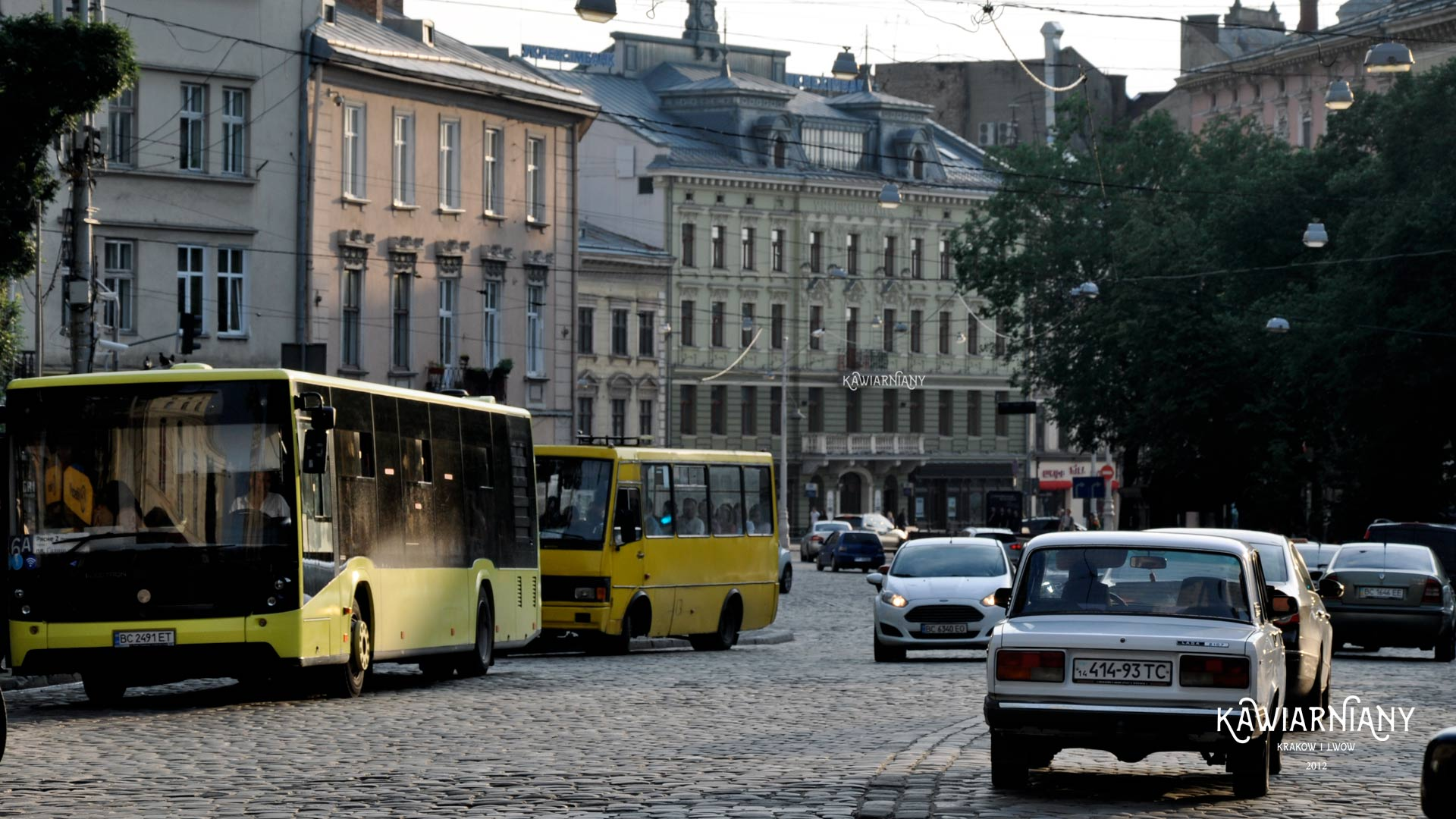 pl. Halicki, Lwów