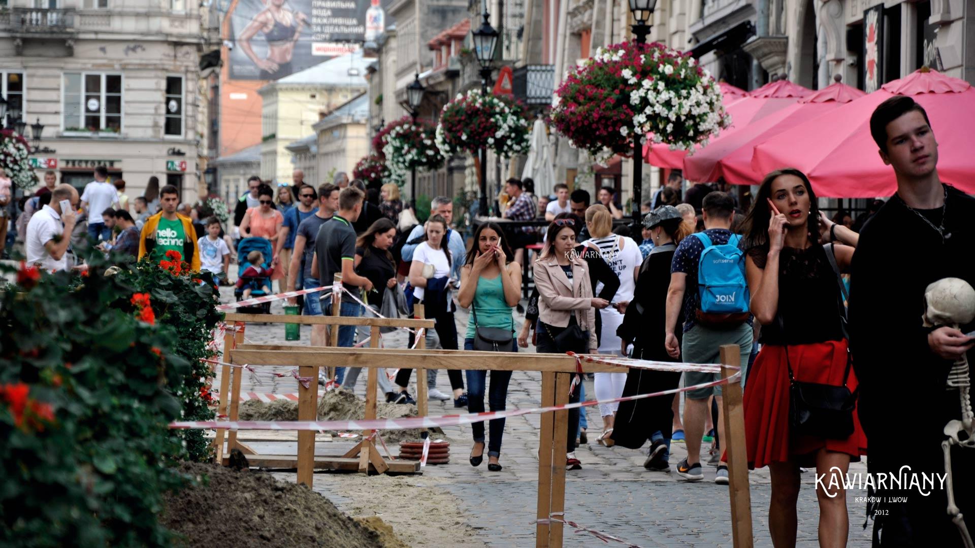 Od kwietnia 2019 we Lwowie opodatkują turystów