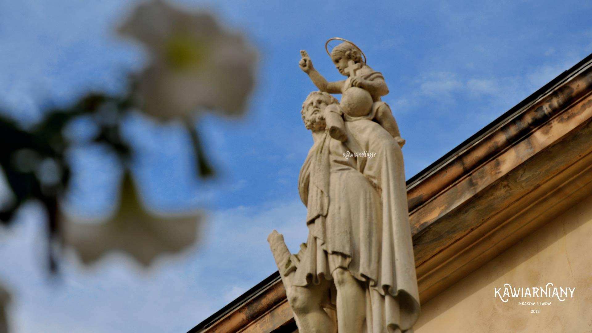 św. Krzysztof, Lwów