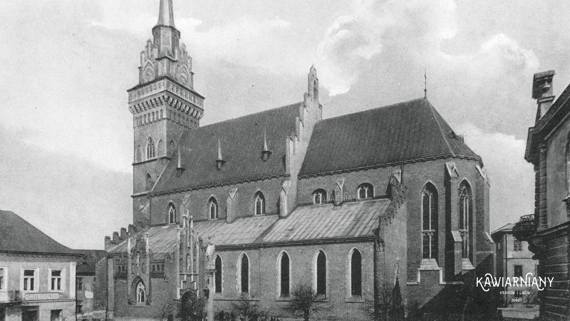 Tarnów - stare zdjęcia