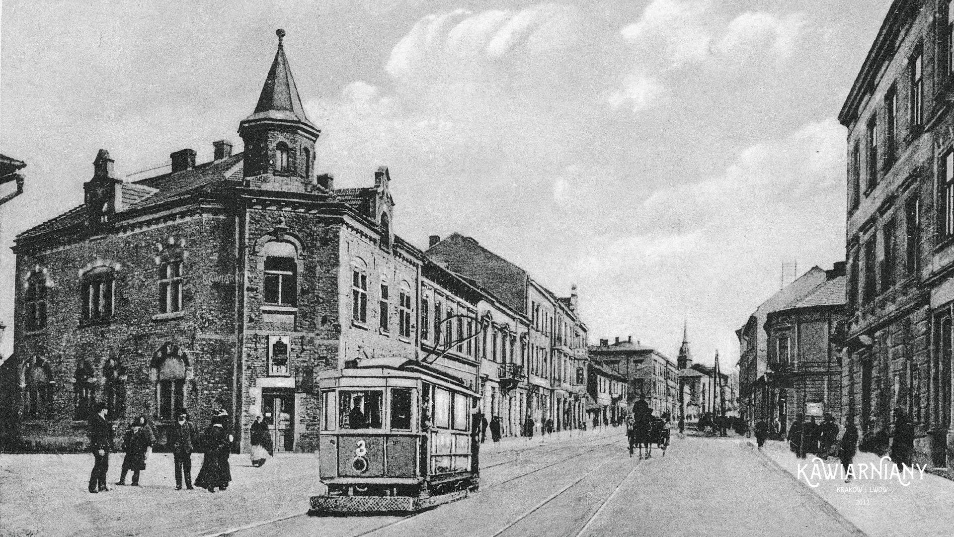 Tramwaj w Tarnowie