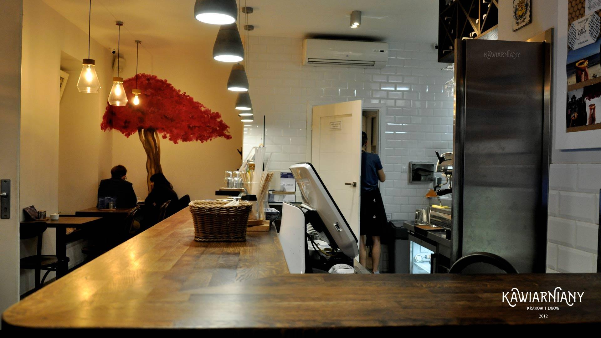 Cafe Lisboa, Dolnych Młynów, Kraków