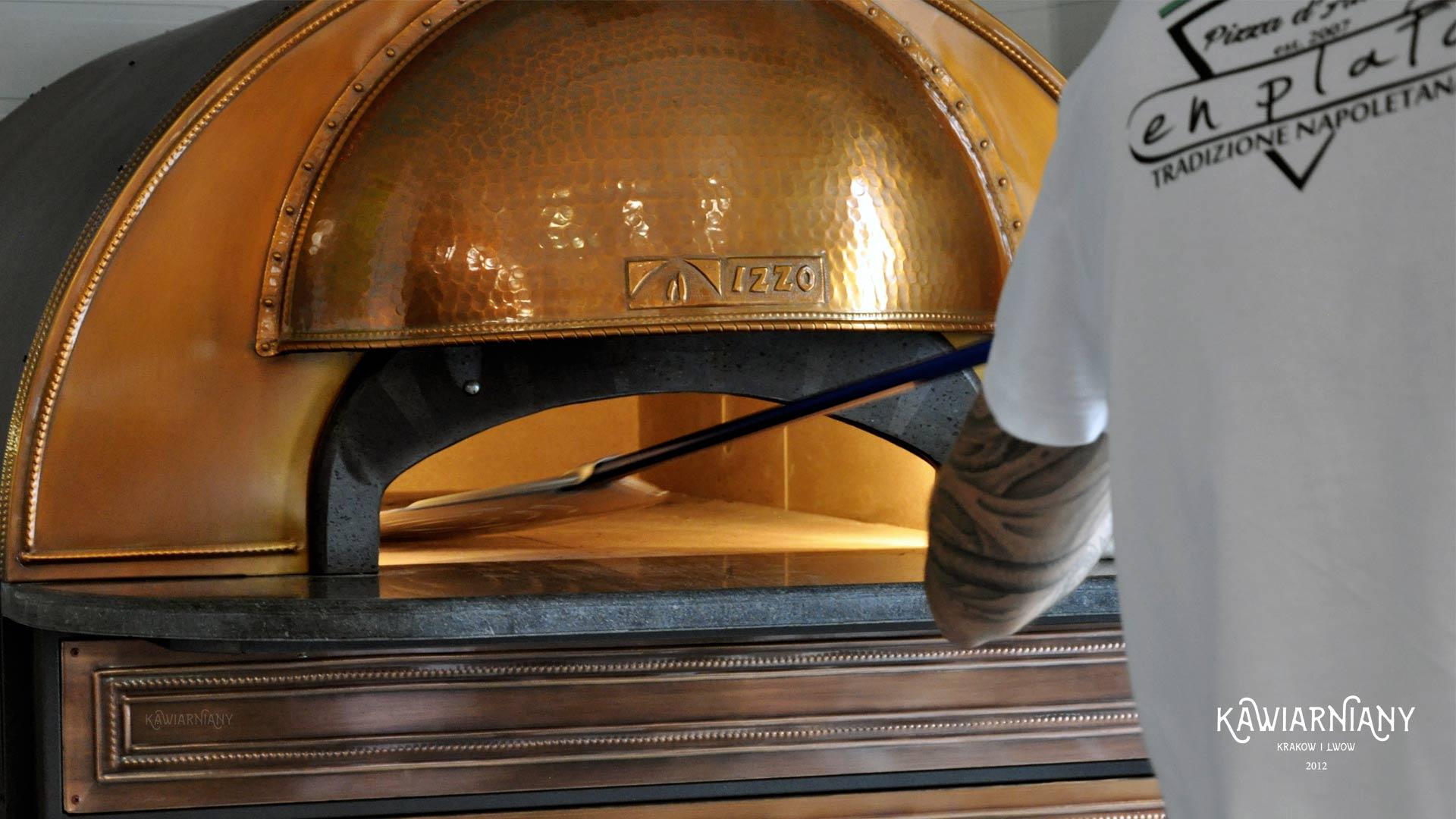 Pizzeria En Plato, Bibice, Kraków