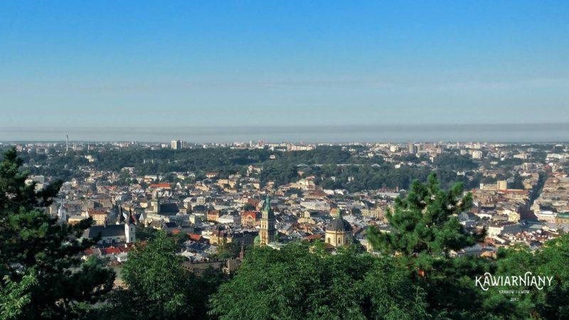 Kopiec Unii Lubelskiej, Wysoki Zamek, Lwów