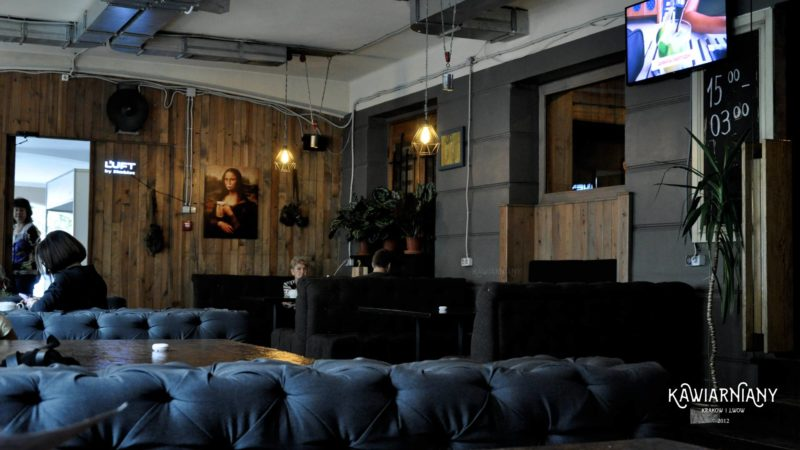 Luft Pub, Lwów