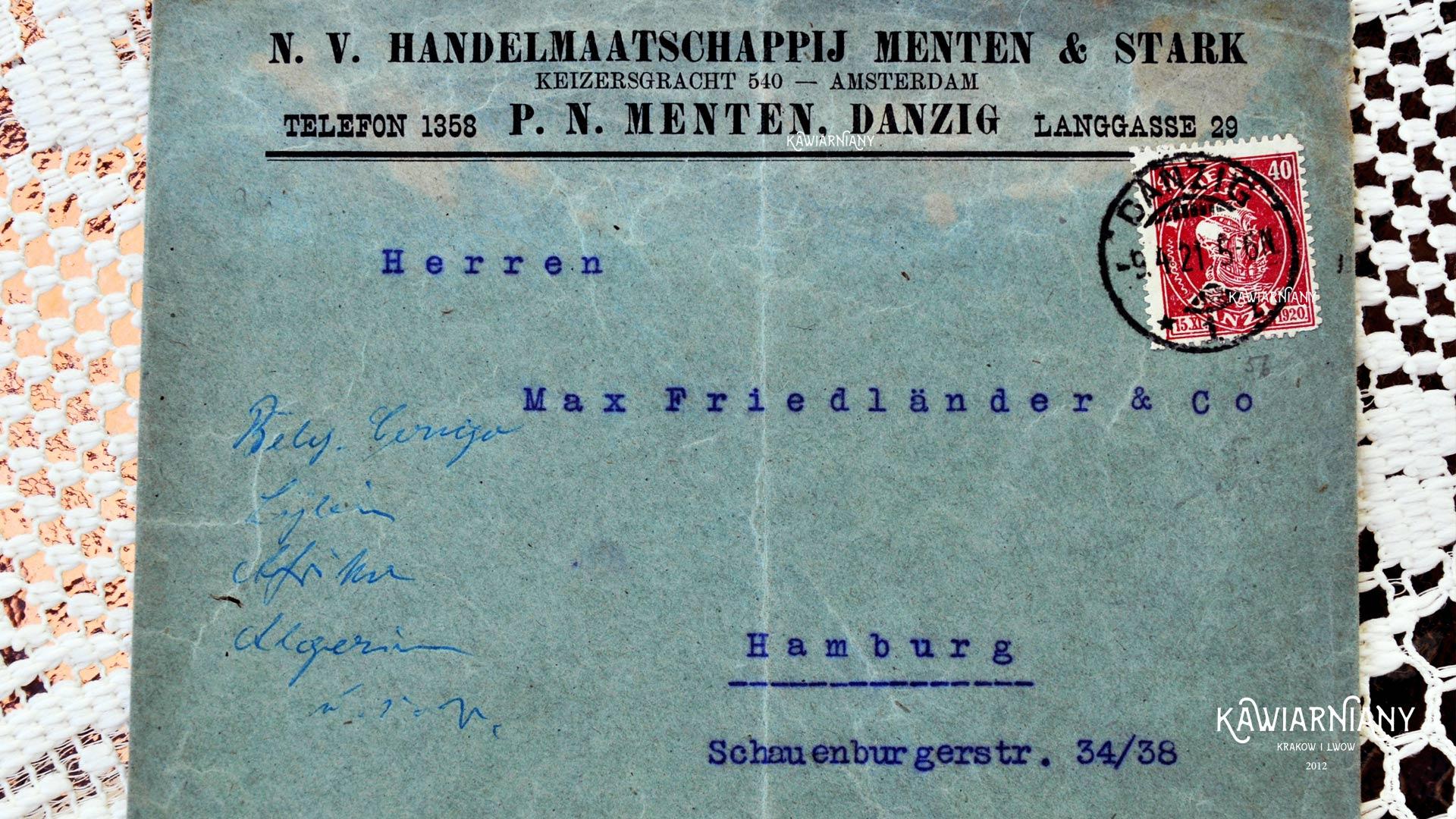 Pieter Menten, Danzig