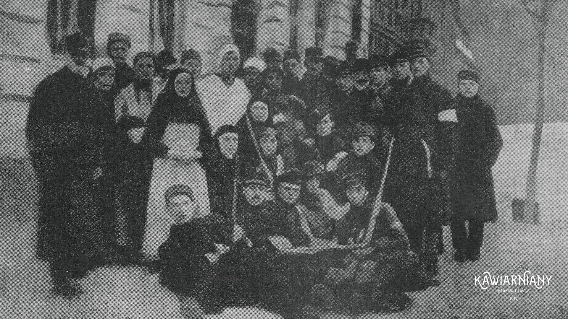 Obrońcy Lwowa, Grupa Bemiaków