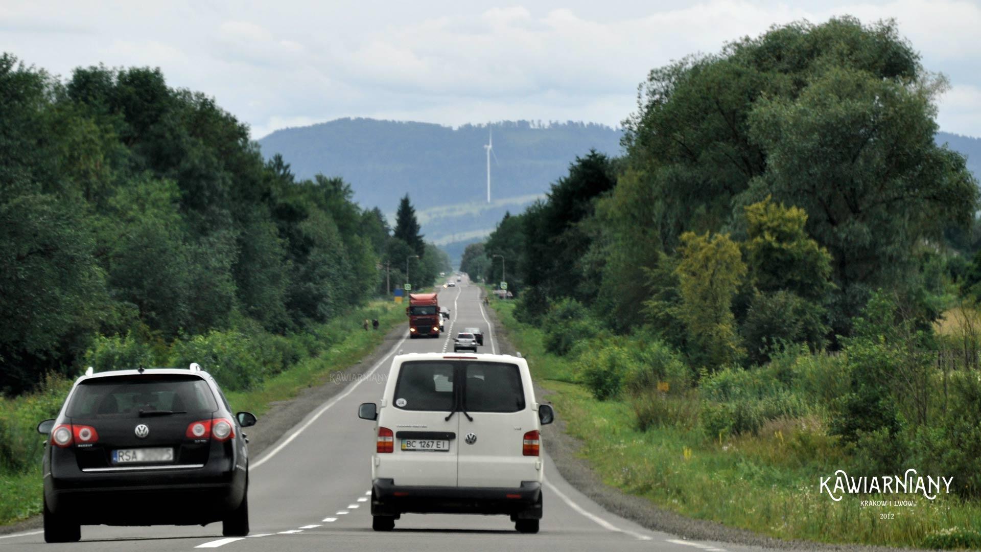 Dojazd z Przemyśla do Lwowa