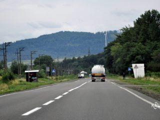 Kolejki na granicach, Ukraina