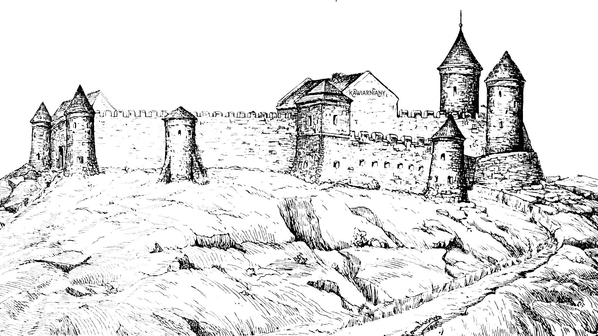 Wysoki Zamek, Lwów