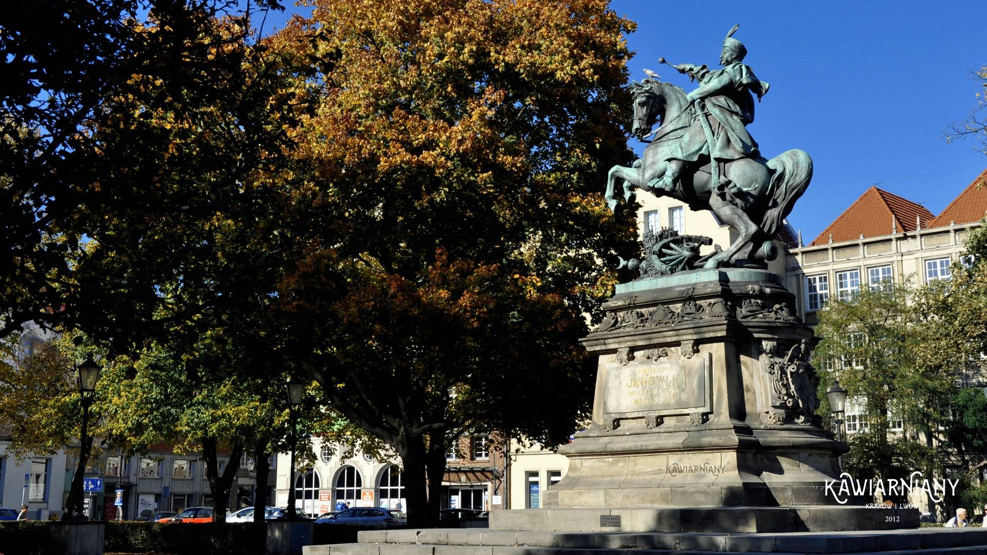 Jan III Sobieski, Gdańsk