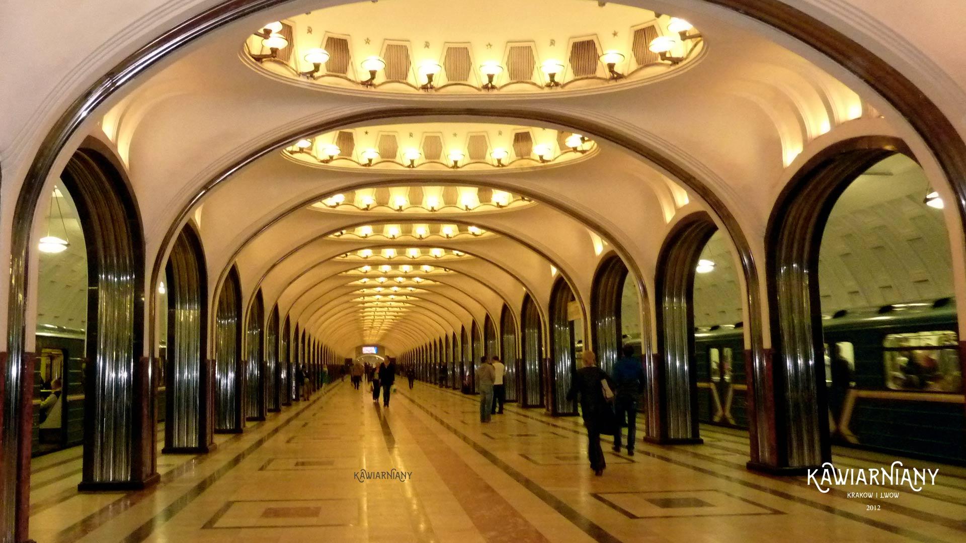 Metro, Moskwa
