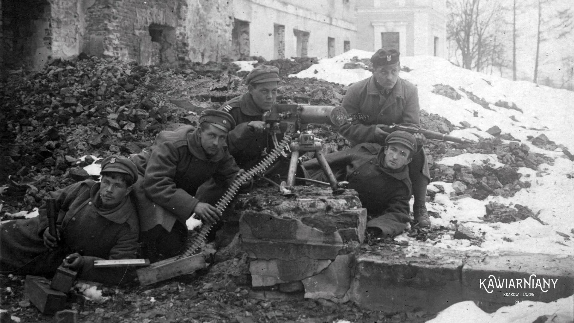1 listopada 1918 roku we Lwowie. Tak wyglądał pierwszy dzień Obrony Lwowa