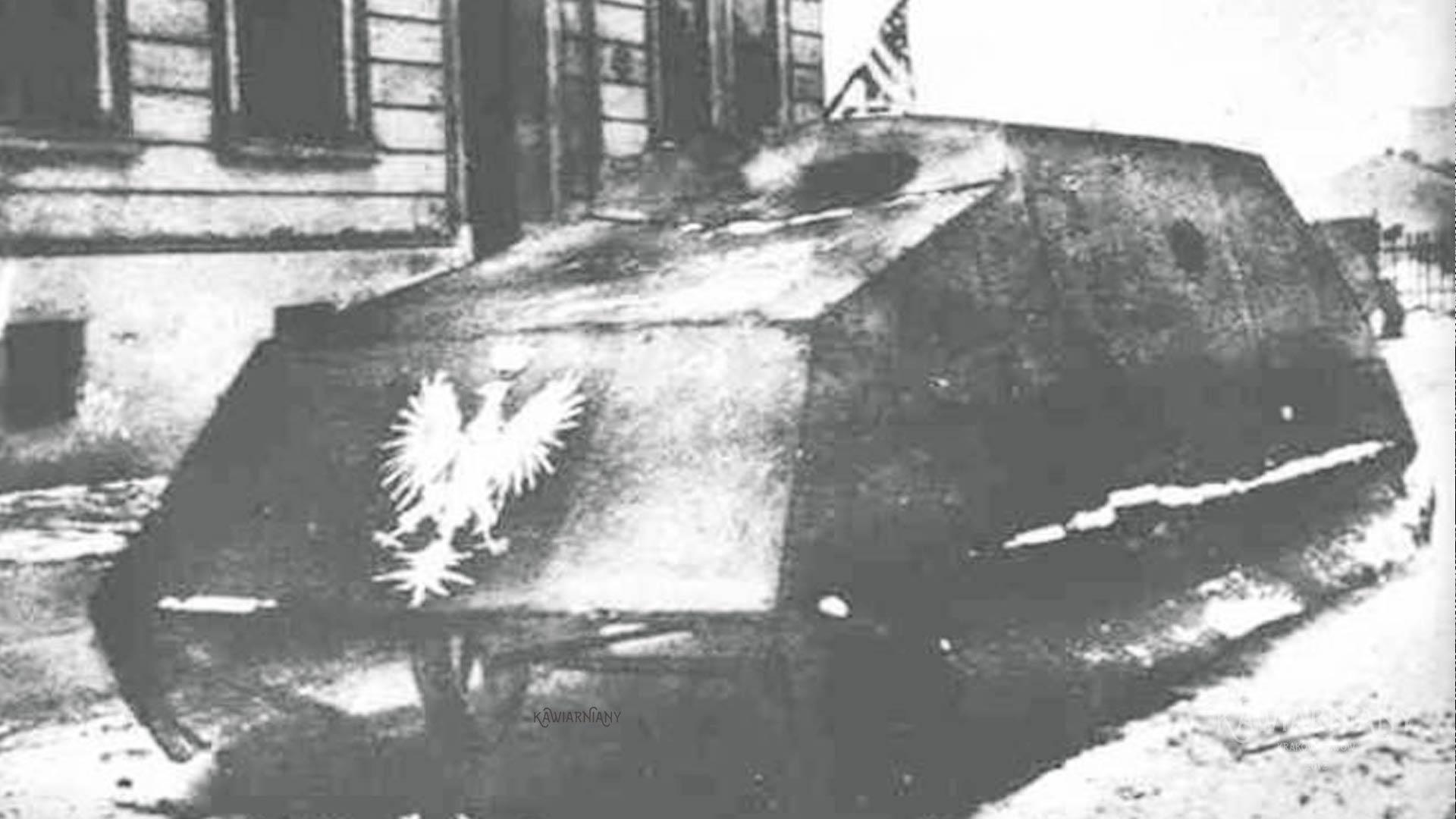 Pojazd pancerny Piłsudski