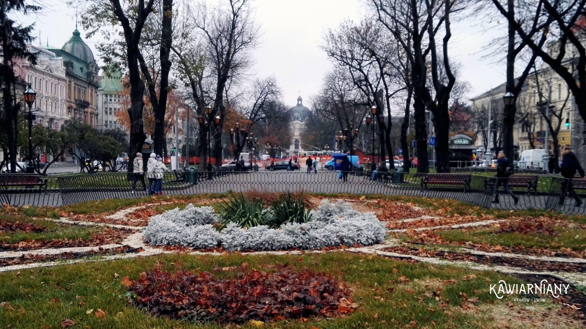 Wały Hetmańskie, Lwów