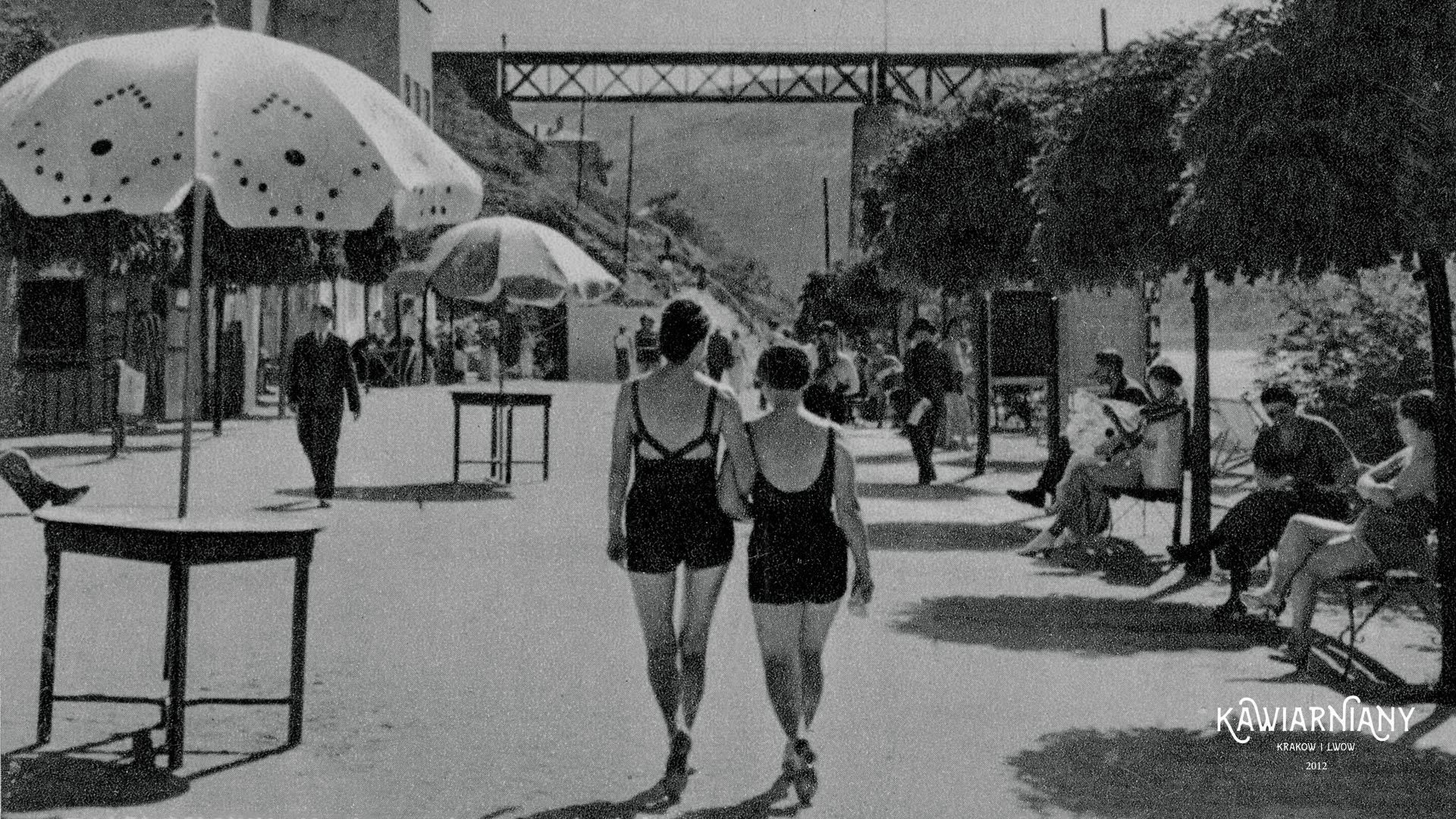 Plaża Słoneczna. Fot. w domenie publicznej, A. Wieczorek