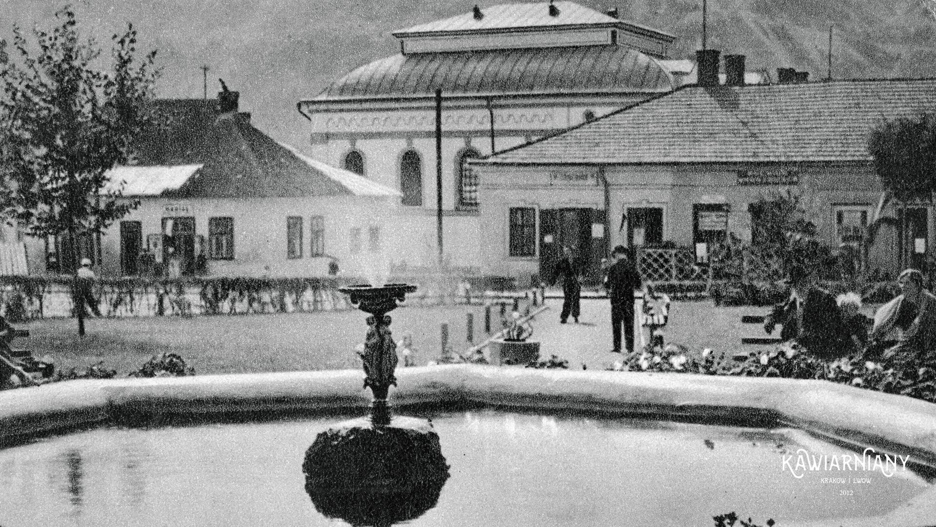 Śródmieście, lata 30-te, fot. Domena Publiczna