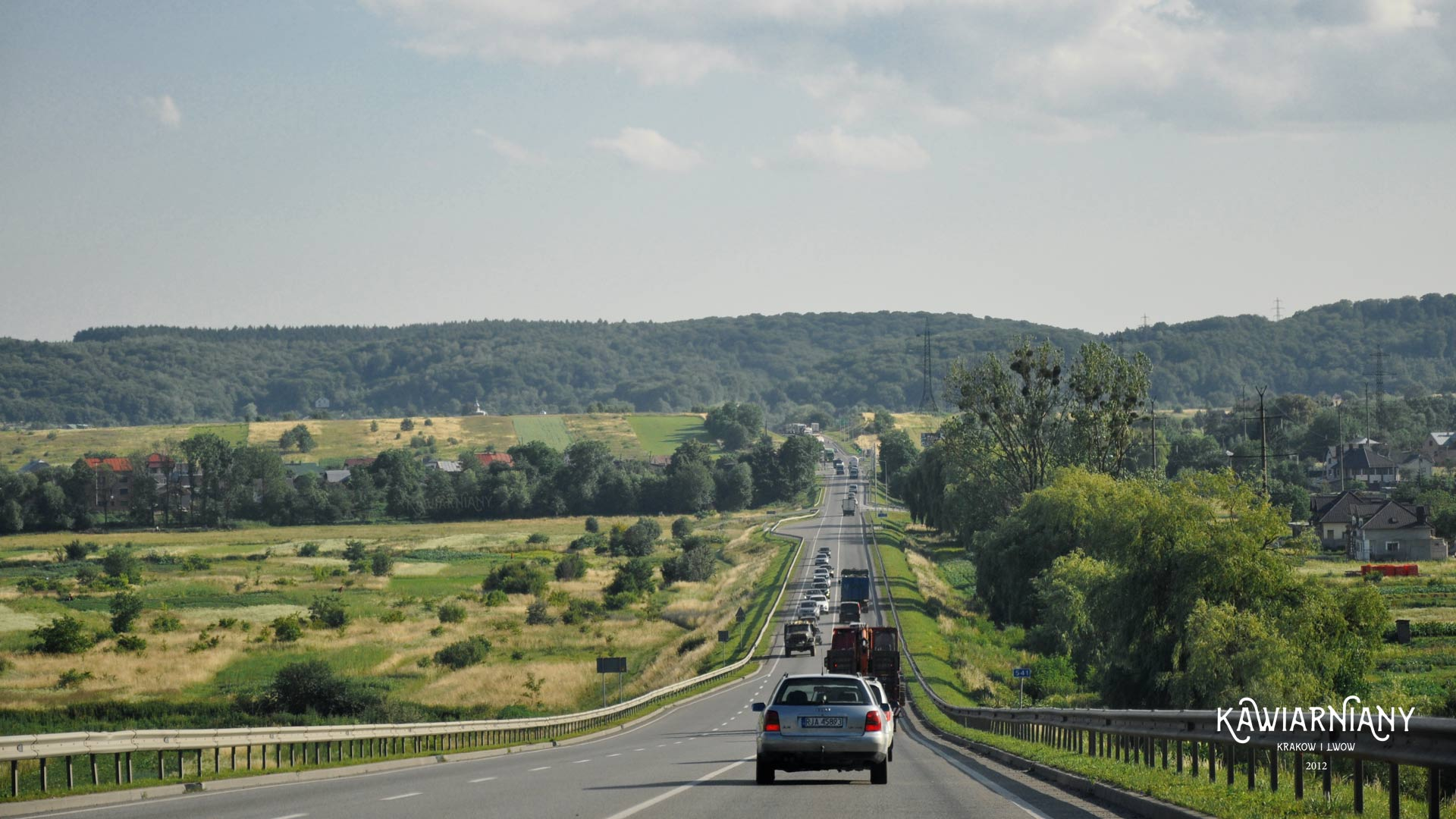 Przepisy drogowe na Ukrainie. Mandaty, policja, ograniczenia prędkości