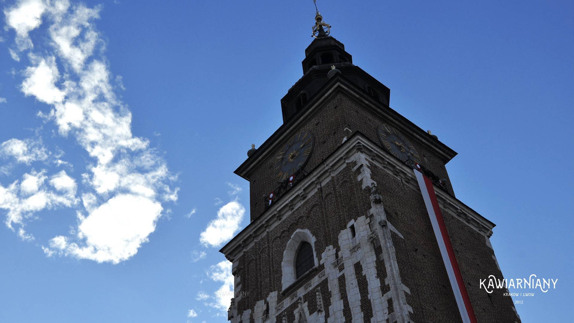 Wieża Ratuszowa  w Krakowie. Zwiedzanie punktu widokowego. Bilety, ceny