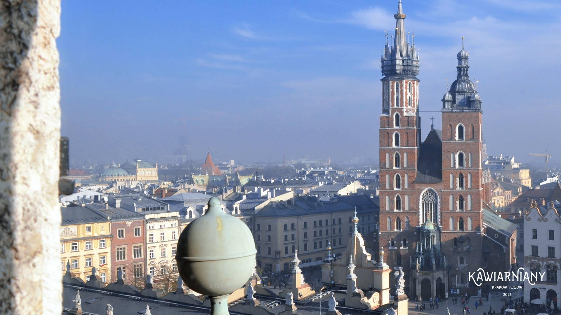 Kiedy najlepiej jechać do Krakowa? Wiosna, lato, jesień czy zima?