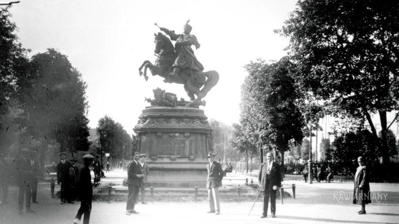Polskie pomniki we Lwowie